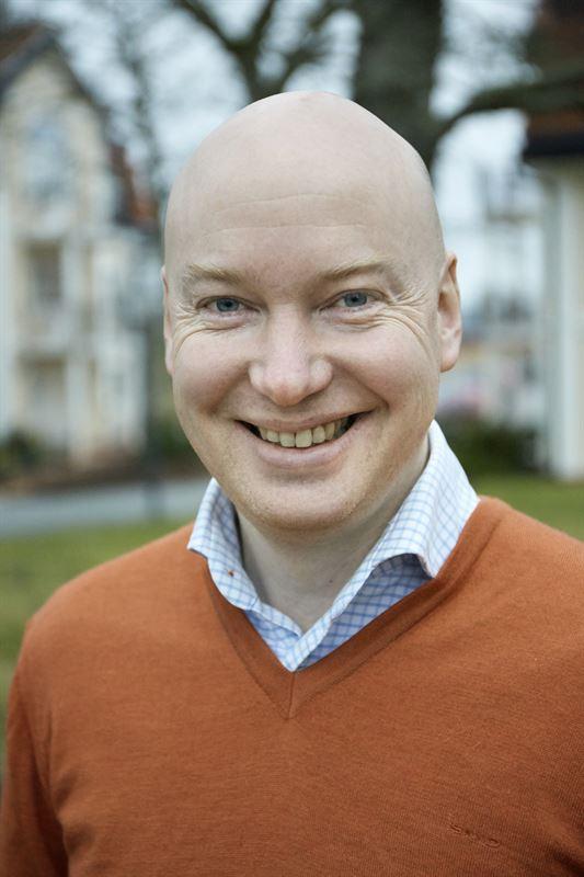 Bruno Bystrand, chef Norra Bergslagen.