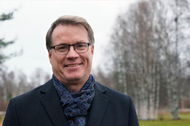Sören Åhlund, fastighetsansvarig Sveaskog.