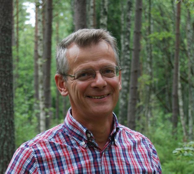 Johan Freij, chef för affärsområde Skog & Lantbruk på Danske Bank Sverige.