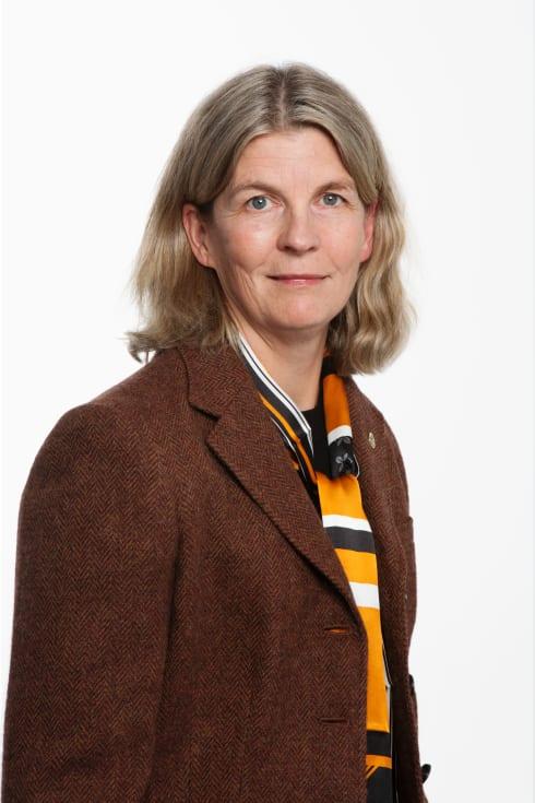 En bra position i rankningarna gör det förhoppningsvis också lättare för SLU att rekrytera fler bra och ambitiösa studenter, säger Karin Holmgren.