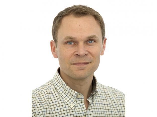 Johan Frisk, ansvarig för viltförvaltning på Södra.