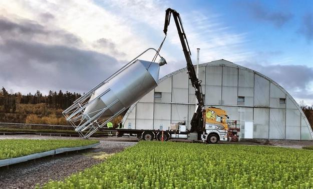 SSP satsar på biobränsle.