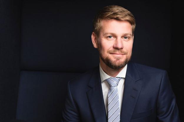 Olof Hansson, affärsområdeschef för Södra Skog.