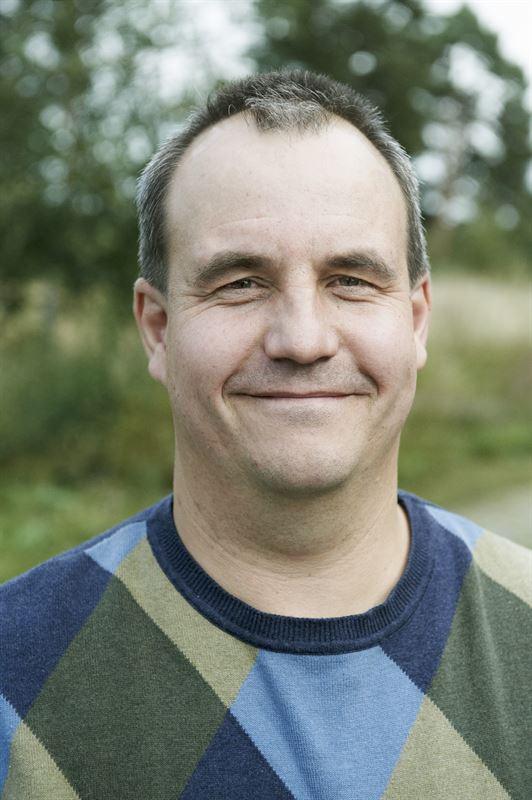 Mattias Torger, produktionschef i Sveaskogs marknadsområde Nord.