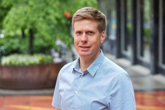 Sverker Danielsson,programchef för det åttaåriga forskningsprogrammet Mistra Digital Forest.