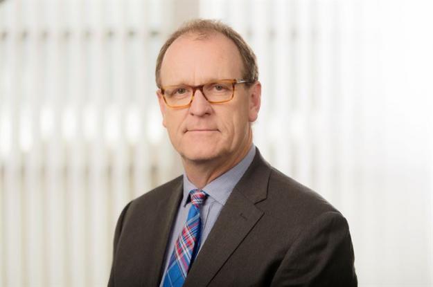 Jörgen Lindquist, affärsområdeschef Södra Wood.