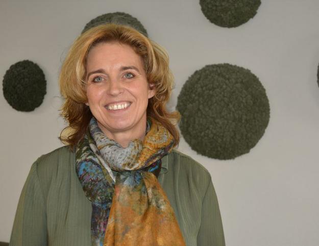 Ingela Ekebro, ny VD för Biometria.