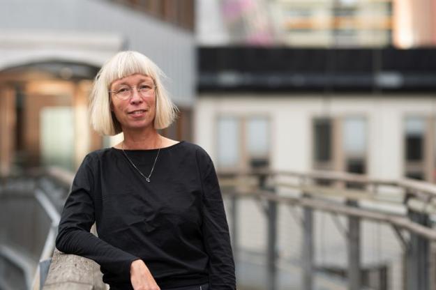 Åsa Mårtensson, projektchef Kunskapsnav offentlig konst, Statens konstråd.