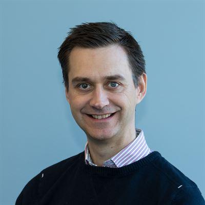 Jonas Gustavsson som ny platschef i Nyby.