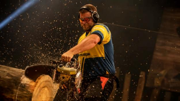Calle Svadling, Hot Saw, Four Nations Cup 2020.