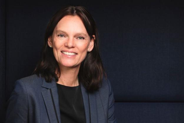 Catrin Gustavsson, Innovationsdirektör på Södra.