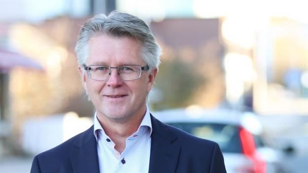 Mats Oja, inköpschef Sveaskog.