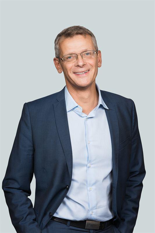 Johan Freij, Affärsområdeschef Skog och Lantbruk, Danske Bank Sverige.