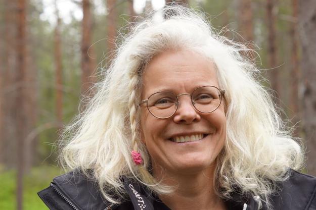 Gisela Björse, skogsskötselchef Sveaskog.