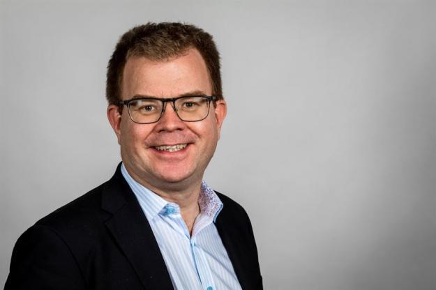Från och med idag, den 1 april, är David Ekberg divisionschef för Packaging Solutions och medlem i koncernens ledningsgrupp.