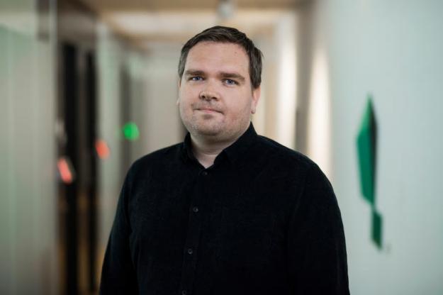 Stefan Andersson på MSB:s enhet för naturolyckor och beslutsstödsystem.
