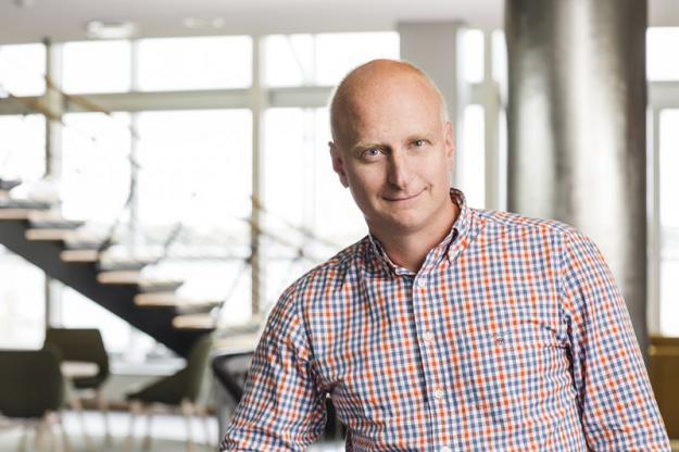 Henrik Brodin, projektledare för Ett fossilfritt Södra.