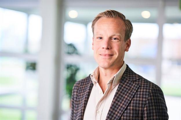 Johannes Bogren, chef för Södra Cell Bioproducts.