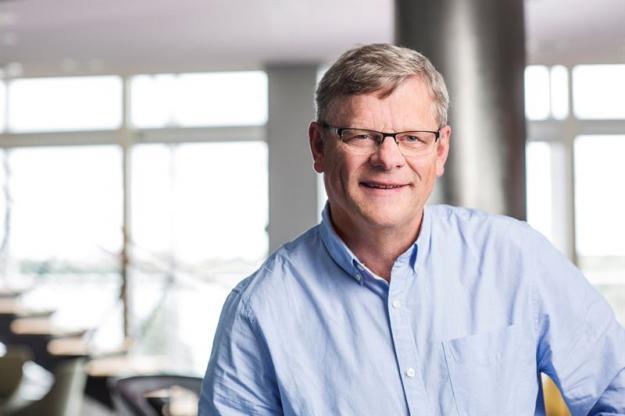 Göran Örlander, skogsstrateg och ordförande i forskningsstiftelsen.