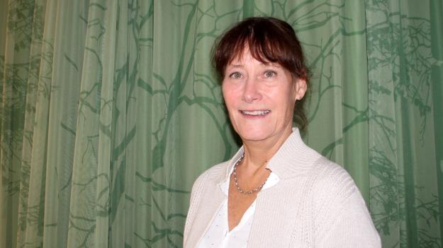 Lena Sammeli Johansson, hållbarhetschef på Sveaskog och ordförande för projektets styrgrupp.
