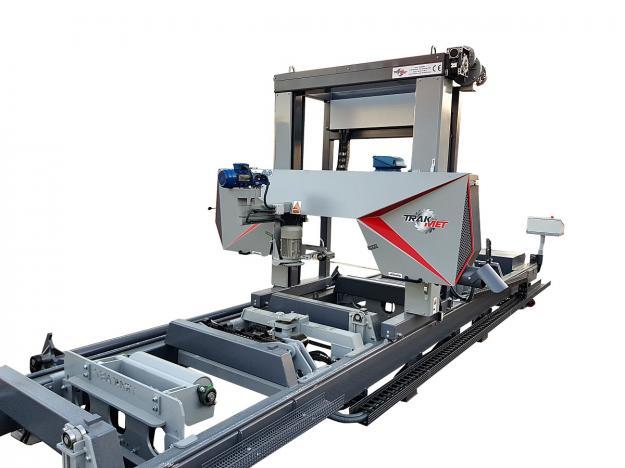 TTP-600 Premium – Kompetent sågverk, utrustat för att göra det enkelt för dig.