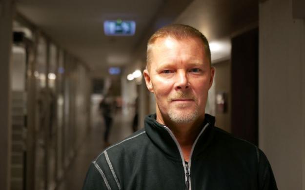 Krister Pettersson, nytillträdd chef för Biometrias verksamhetsområde Virke och Energi.