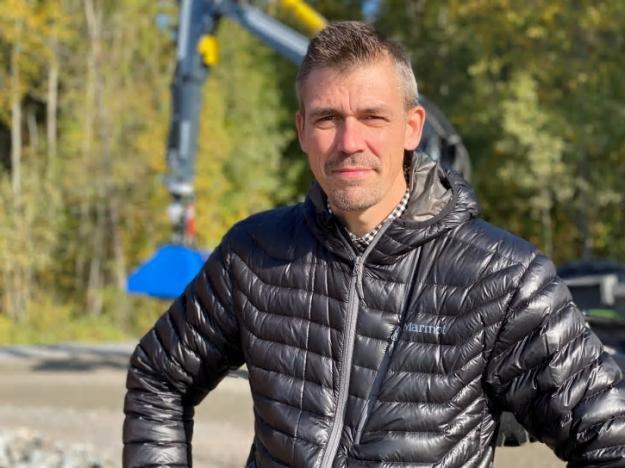 Magnus Karlberg, professor i maskinkonstruktion vid Luleå tekniska universitet.