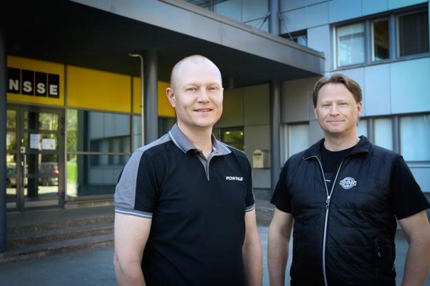 Jarmo Vidgrén och Juha Vidgrén.