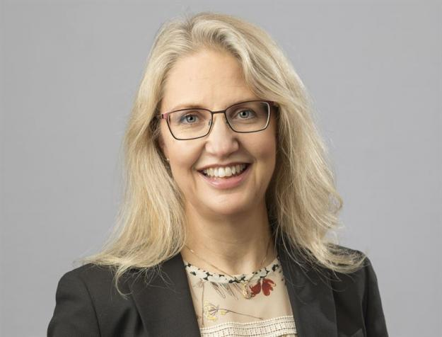 Kristina Ferenius, tillträdande CFO Sveaskog.