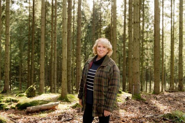 Lena Ek, ordförande i Södra.