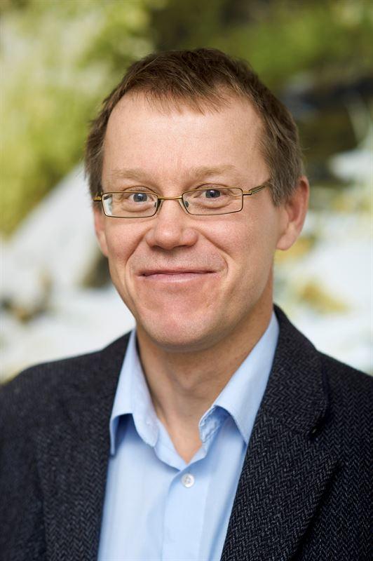Tomas Fransson, bolagslantmätare Sveaskog.