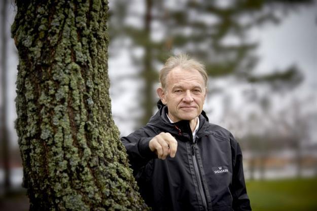 Olof Johansson, skogspolitisk chef Sveaskog.