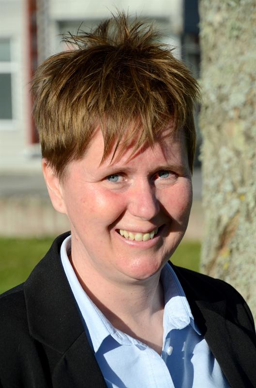 Cecilia Lundin är vinnare av Naturskyddsföreningens skogspris 2019.