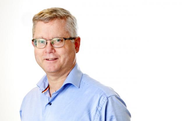 Björn Källander, chefför forskning och standardisering på Svenskt Trä.
