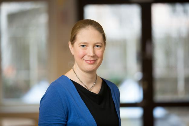 Maria Gustafsson på Svenska institutet för standarder, SIS, var projektets koordinator.