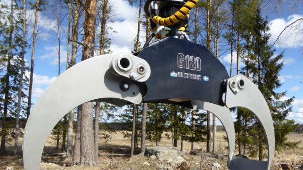 Energigrip - Multiforest G120E