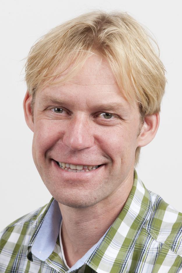 Johan Oja ärteknisk chef på Norra Skogsägarna och har tidigare forskat inom skanningsteknik.
