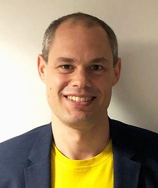 Anders Wigstein, produktionschef vid anläggningen vid Setra Kastet.