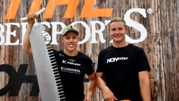 Den 12 september tävlar Ferry Svan och Emil Hansson i World Trophy European Qualifier där Europas bästa atleter kämpar om sex åtråvärda platser till World Trophy 2022.